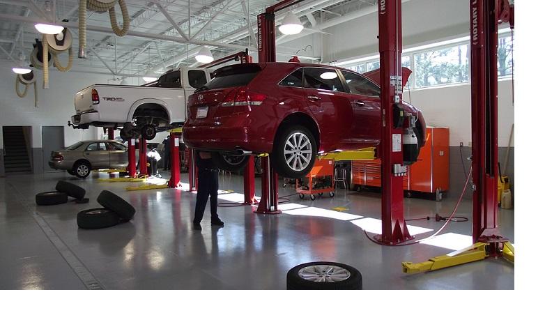 Kasy fiskalne dla warsztatów samochodowych